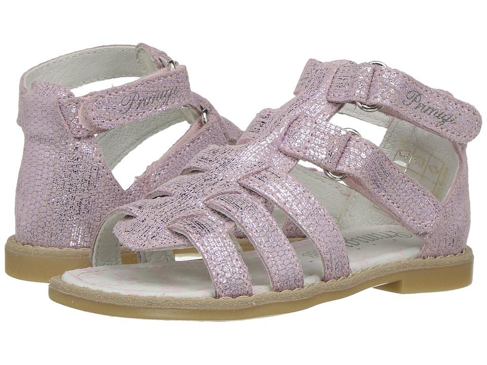Primigi Kids - PHD 7098 (Toddler/Little Kid) (Pink) Girl's Shoes