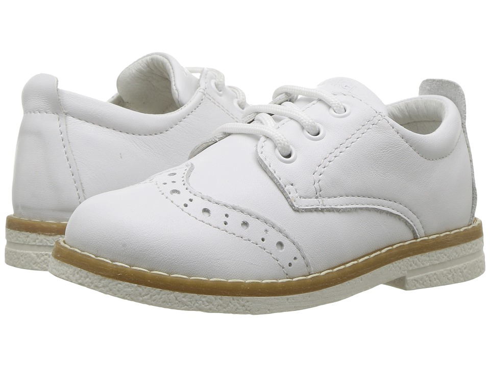 Primigi Kids - PHI 7530 (Toddler) (White) Boy's Shoes