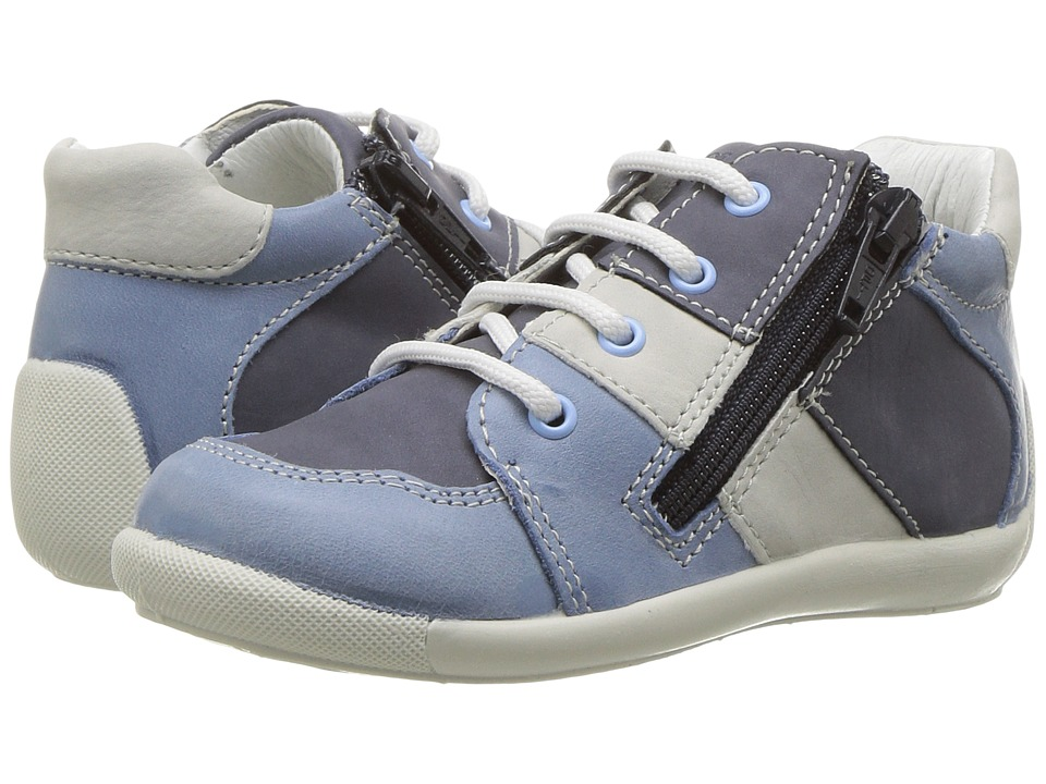 Primigi Kids - PSU 7522 (Infant/Toddler) (Blue) Boy's Shoes