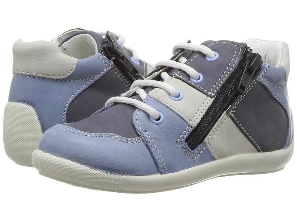 Primigi Kids - PSU 7522 (Infant/Toddler) (Blue) Boy's Shoes