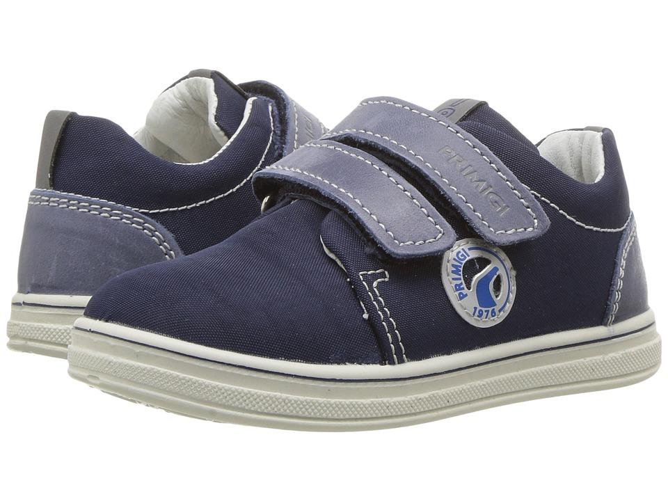 Primigi Kids - PBA 7538 (Infant/Toddler) (Blue) Boy's Shoes