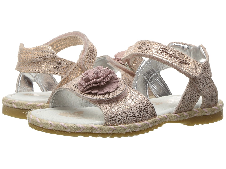 Primigi Kids - PHG 7115 (Toddler/Little Kid) (Taupe) Girl's Shoes