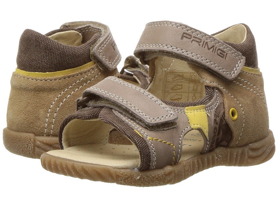 Primigi Kids - PBF 7045 (Infant/Toddler) (Taupe) Boy's Shoes