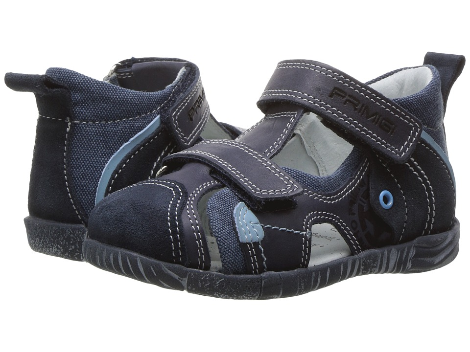Primigi Kids - PBF 7044 (Infant/Toddler) (Blue) Boy's Shoes