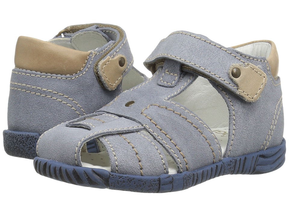 Primigi Kids - PBF 7041 (Infant/Toddler) (Blue) Boy's Shoes