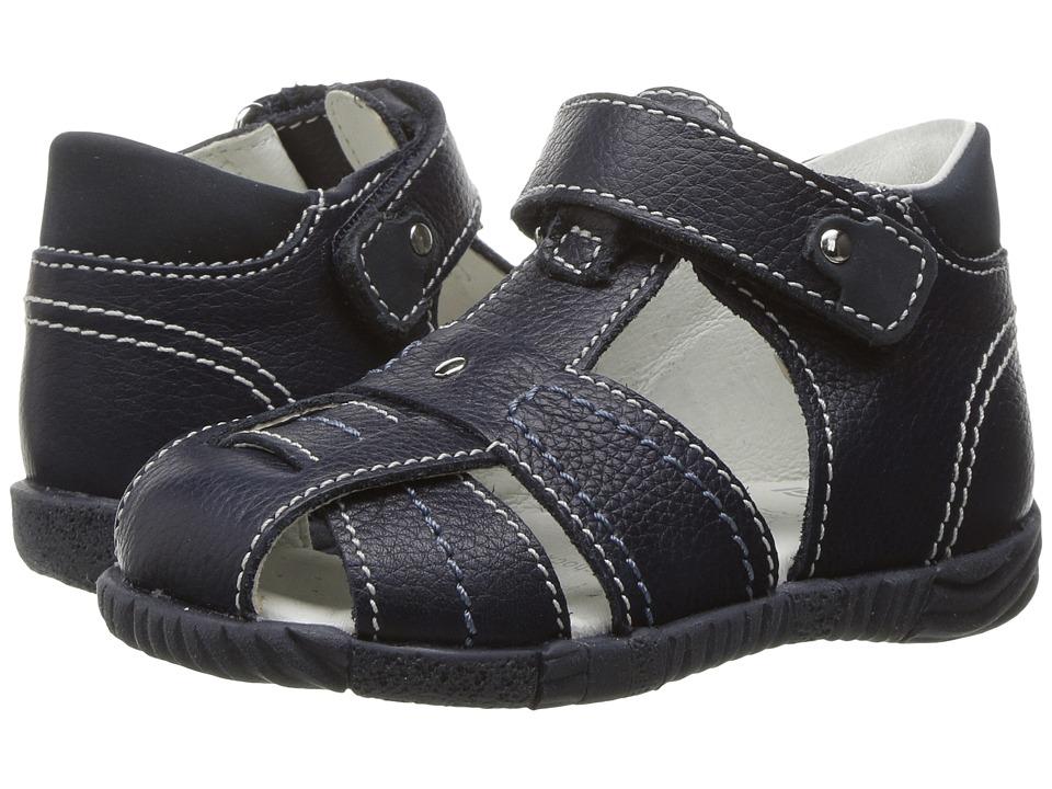 Primigi Kids - PBF 7041 (Infant/Toddler) (Blue) Boy's Shoes