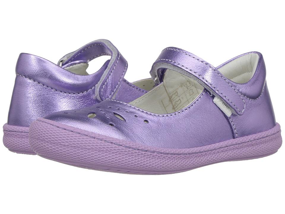 Primigi Kids - PTF 7186 (Toddler/Little Kid) (Purple) Girl's Shoes