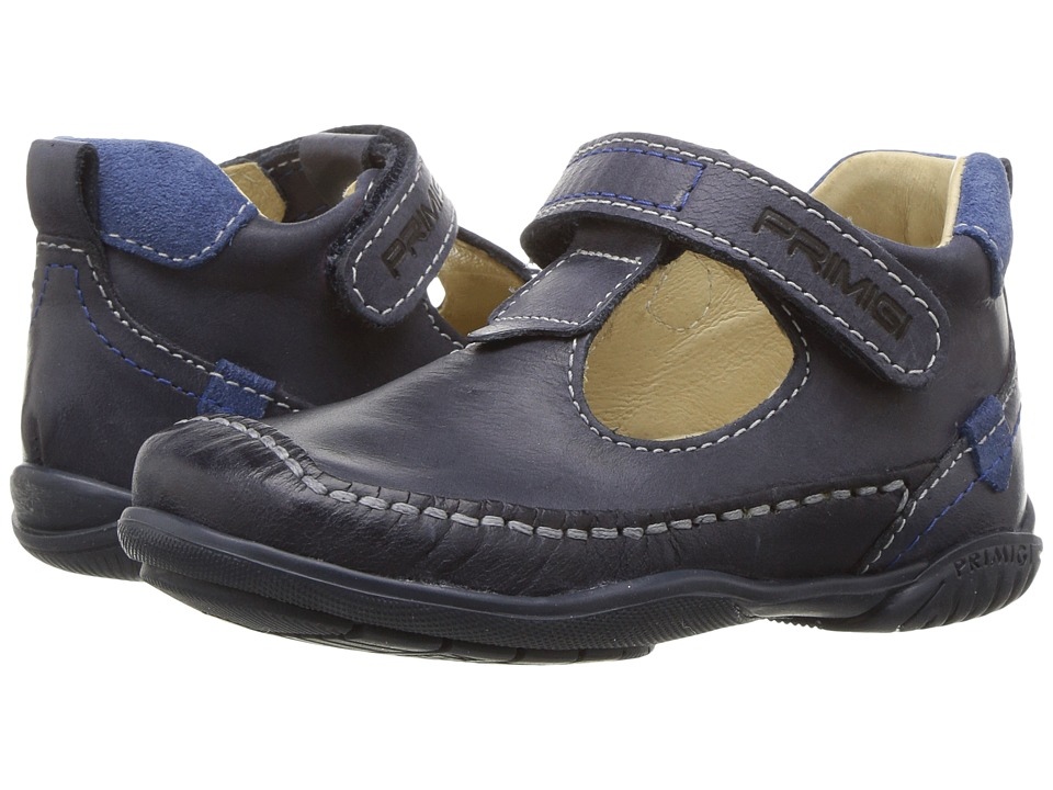 Primigi Kids - PPS 7074 (Toddler) (Blue) Boy's Shoes