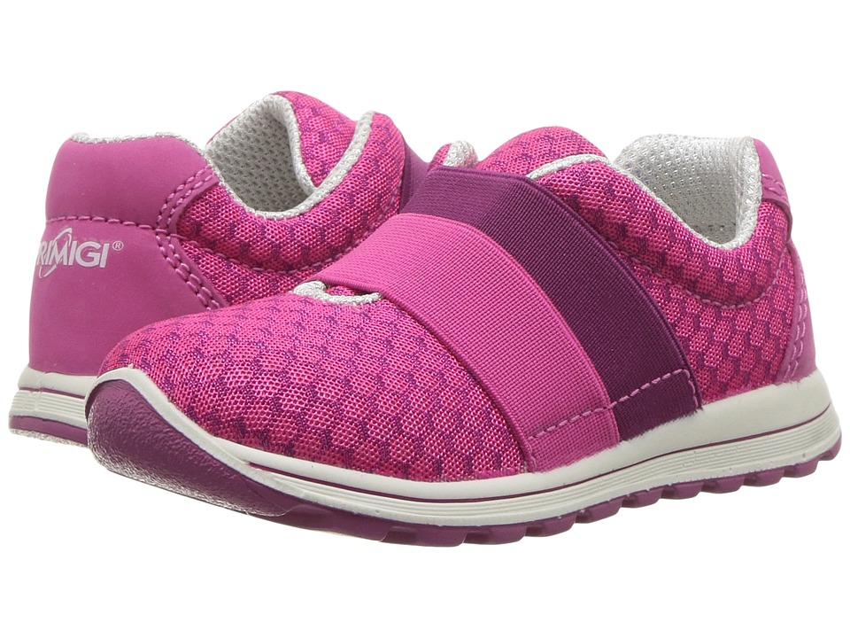 Primigi Kids - PTI 7533 (Toddler) (Fuchsia) Girl's Shoes