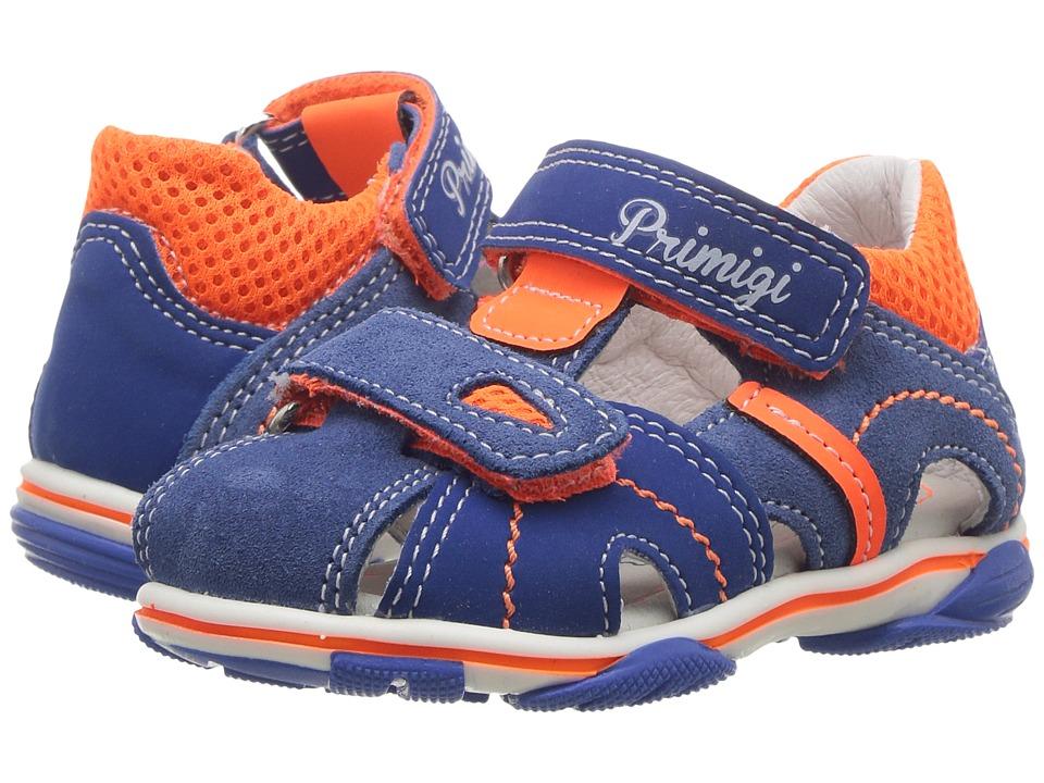Primigi Kids - PSS 7084 (Toddler) (Blue) Boy's Shoes
