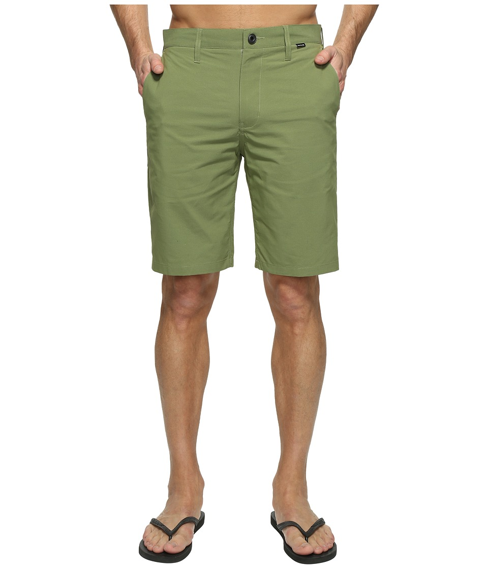 Hurley - Dri-FIT Chino Walkshort (Palm Green) Men's Shorts
