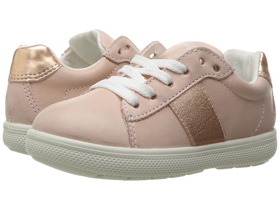 Primigi Kids - PSN 7548 (Toddler) (Pink/Tan) Girl's Shoes