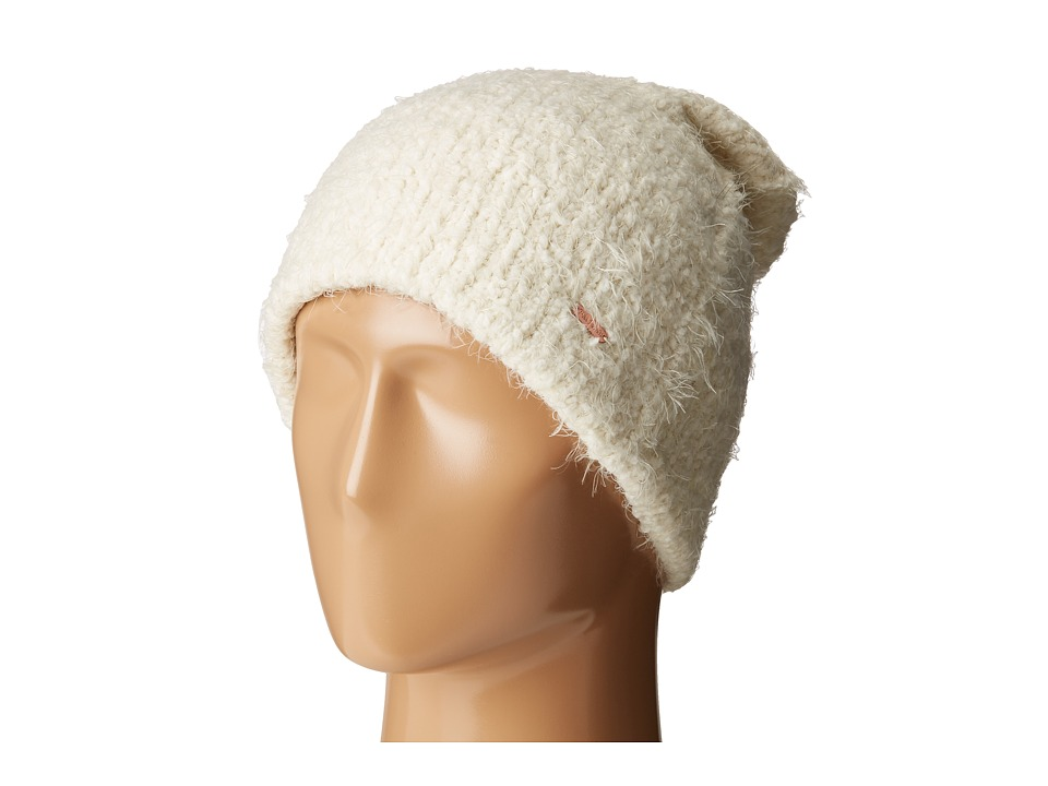 Free People - Melt My Heart Boucle Beanie (Ivory) Beanies