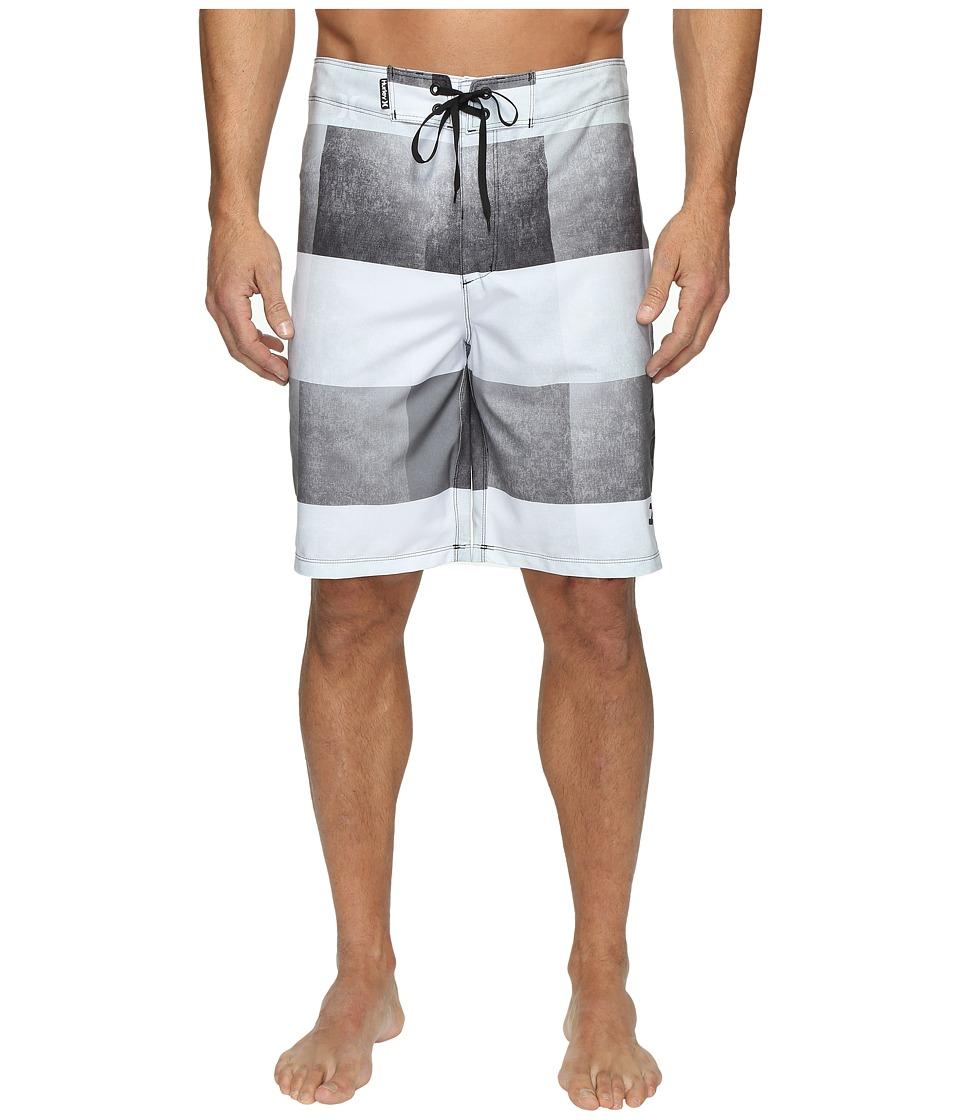 Hurley - Phantom Kingsroad 20 Boardshorts (Black) Men's Swimwear
