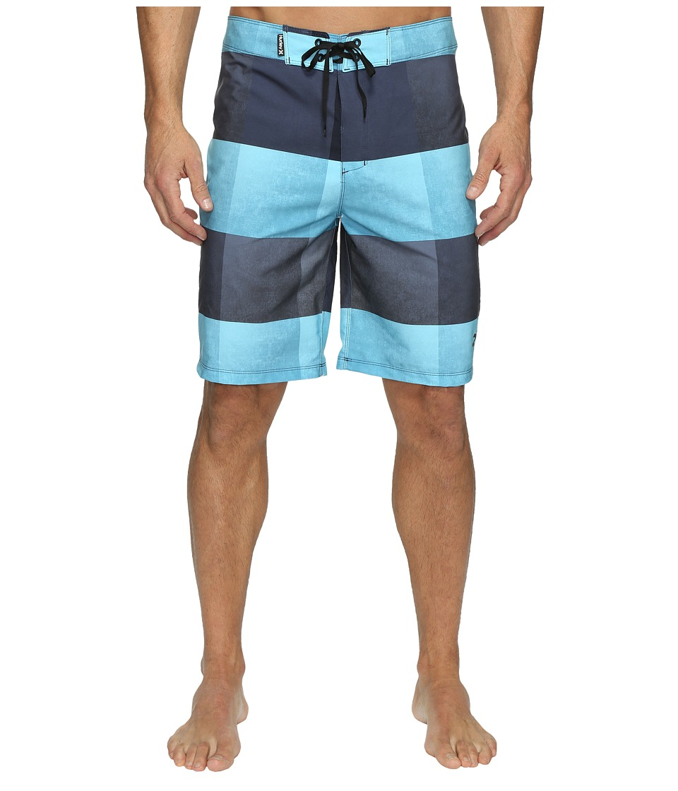 Hurley - Phantom Kingsroad 20 Boardshorts (Blue Moon) Men's Swimwear