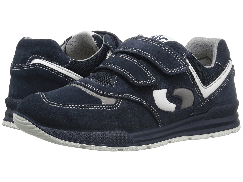 Primigi Kids - PCU 7634 (Little Kid) (Navy) Boy's Shoes