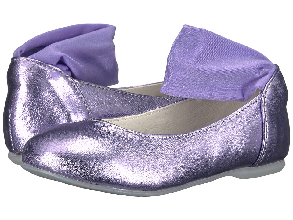 Primigi Kids - PFU 7215 (Toddler/Little Kid) (Purple) Girl's Shoes