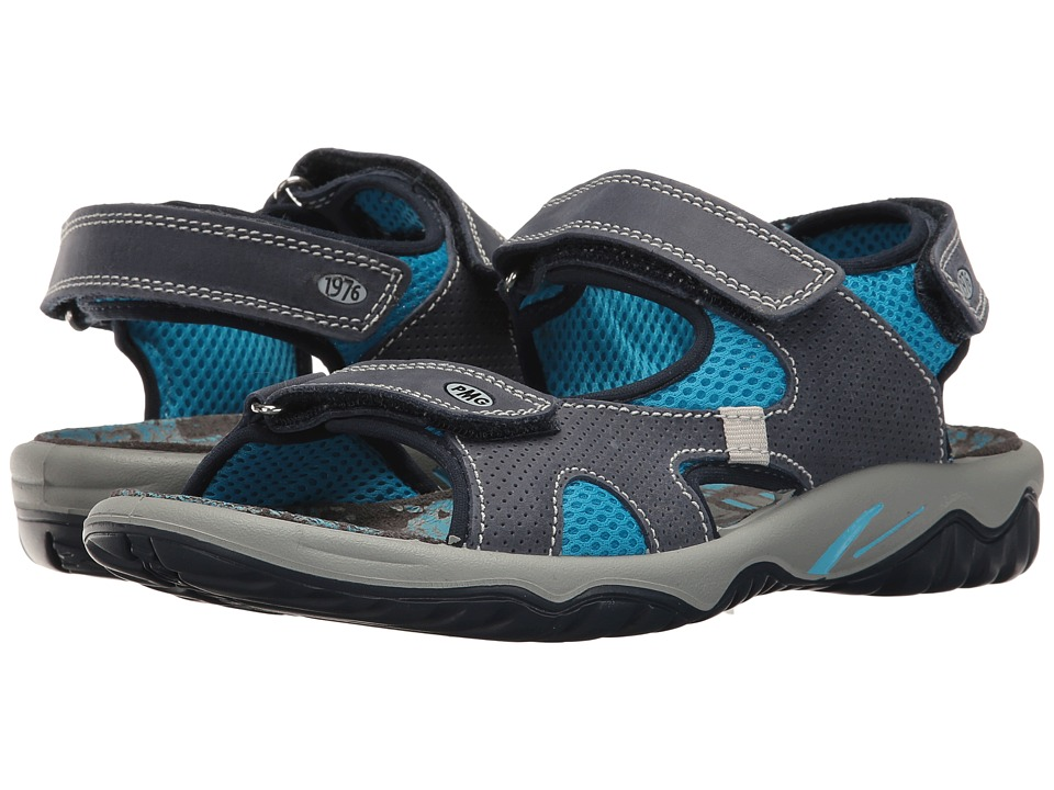 Primigi Kids - PPC 7655 (Big Kid) (Blue) Boy's Shoes