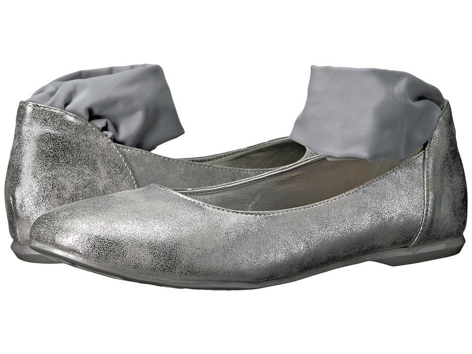 Primigi Kids - PFU 7215 (Big Kid) (Silver) Girl's Shoes