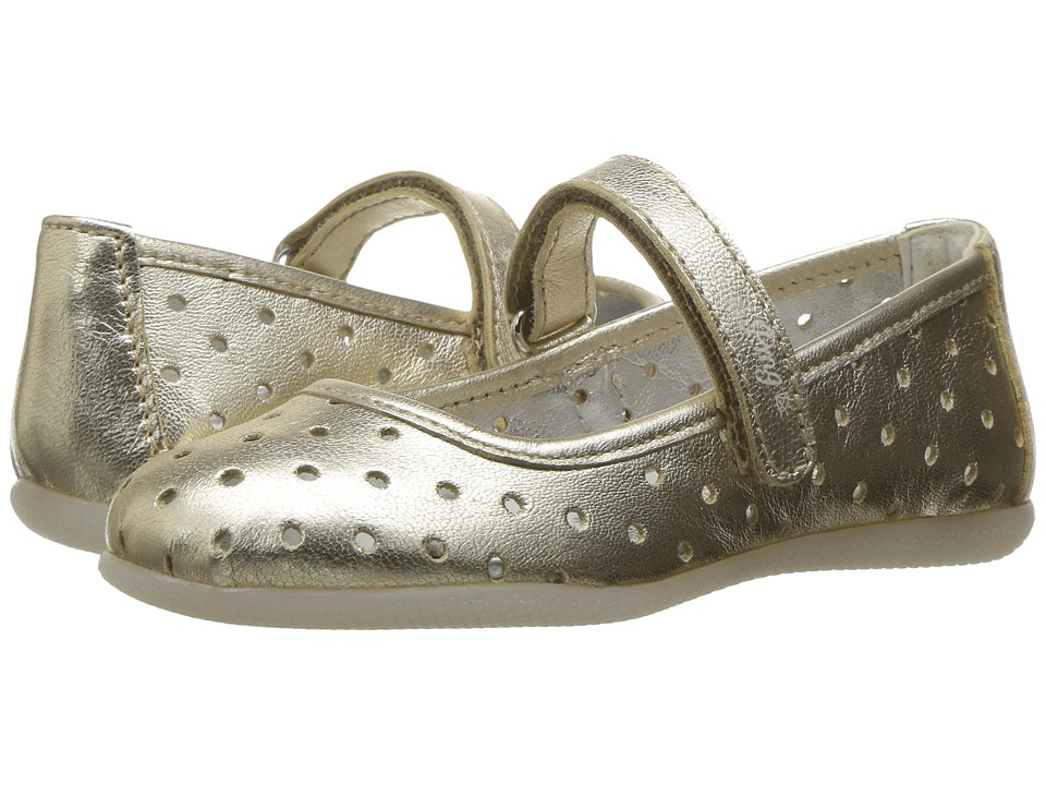 Primigi Kids - PFF 7219 (Toddler/Little Kid) (Gold) Girl's Shoes