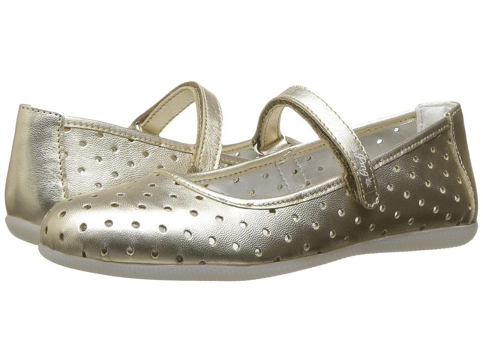 Primigi Kids - PFF 7219 (Little Kid) (Gold) Girl's Shoes