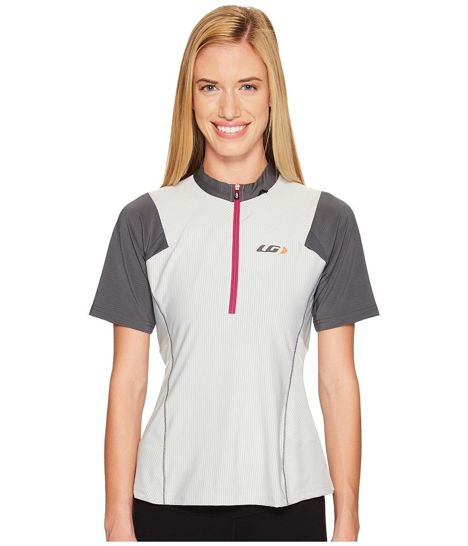 Louis Garneau - Epic Cycling Jersey (Drizzle/Iron Gray) Women's Clothing