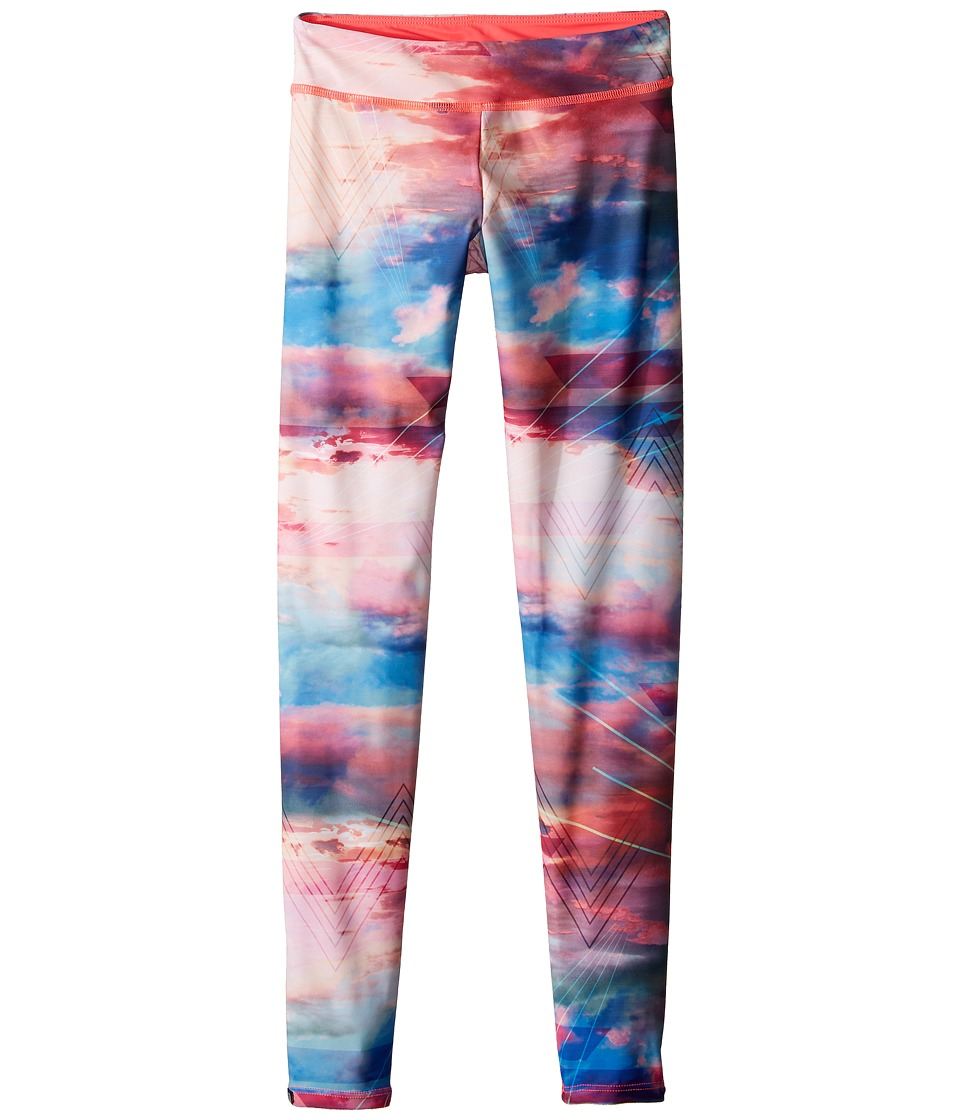 Onzie Kids - Long Leggings (Little Kids/Big Kids) (Truth) Girl's Casual Pants