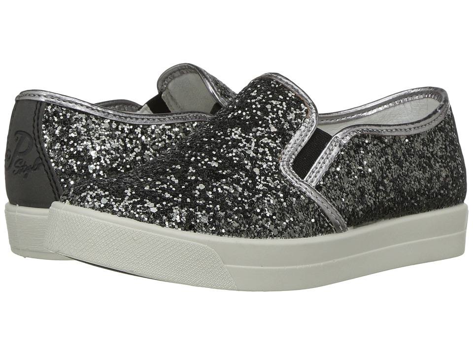 Primigi Kids - PAN 7578 (Toddler/Little Kid) (Grey) Girl's Shoes