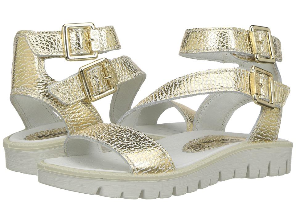 Primigi Kids - PAX 7611 (Toddler/Little Kid) (Gold) Girl's Shoes