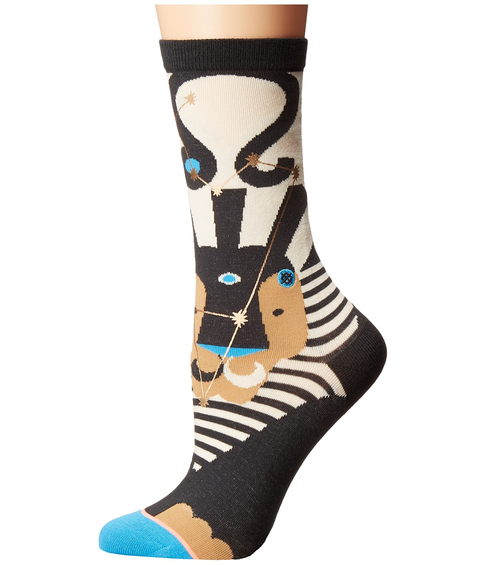 Stance - Leo (Multi) Women's Crew Cut Socks Shoes