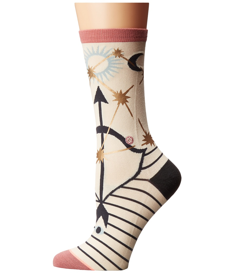 Stance - Saggitarius (Multi) Women's Crew Cut Socks Shoes