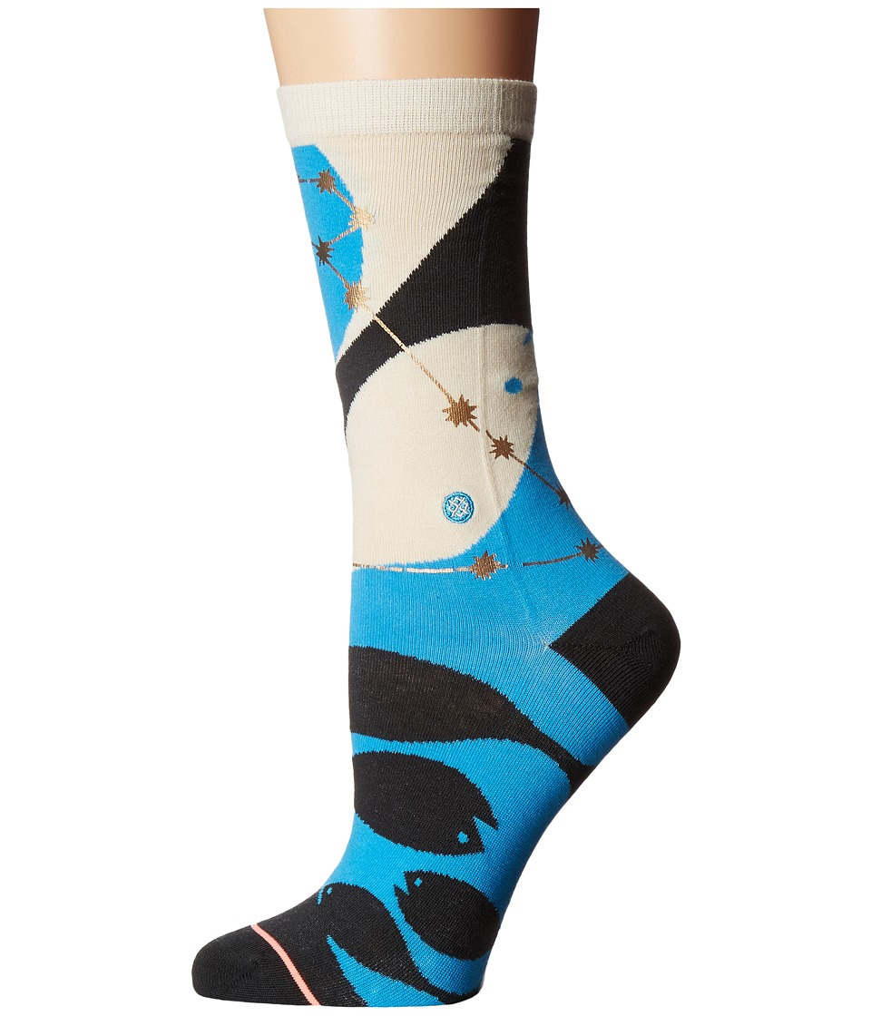 Stance - Pisces (Multi) Women's Crew Cut Socks Shoes