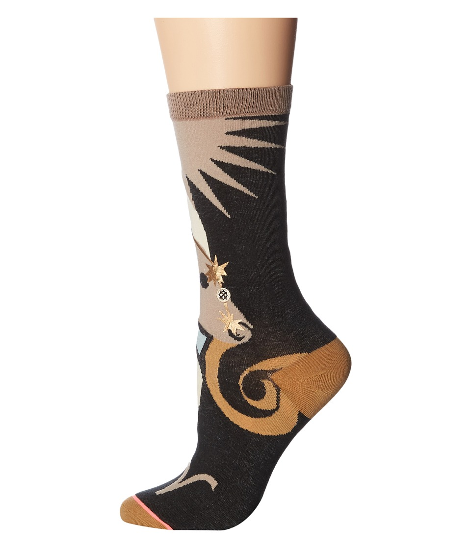 Stance - Aries (Multi) Women's Crew Cut Socks Shoes