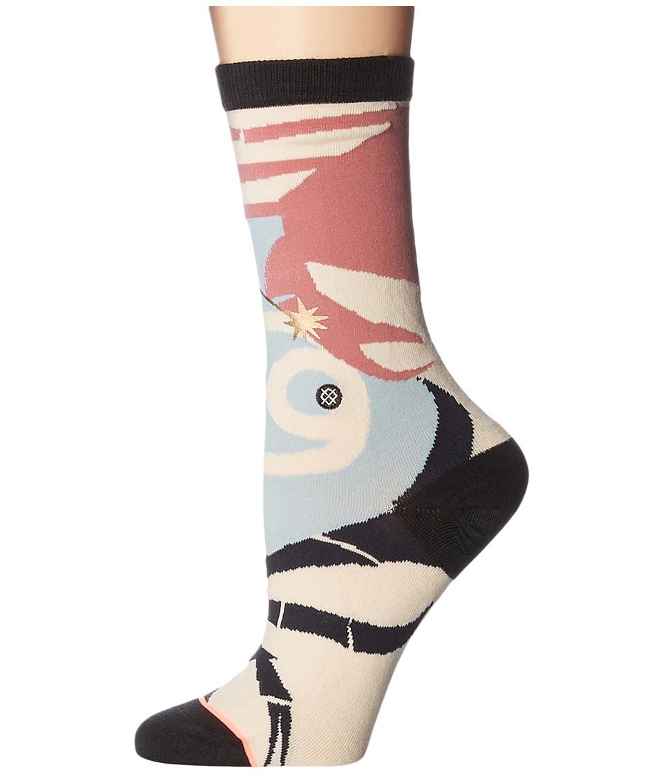 Stance - Cancer (Multi) Women's Crew Cut Socks Shoes
