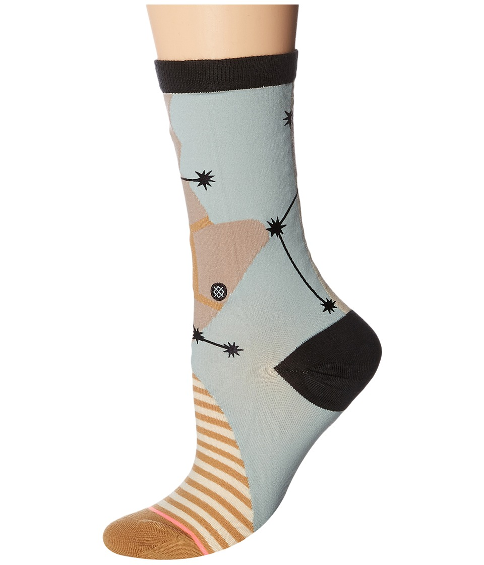 Stance - Gemini Zodiac (Multi) Women's Crew Cut Socks Shoes