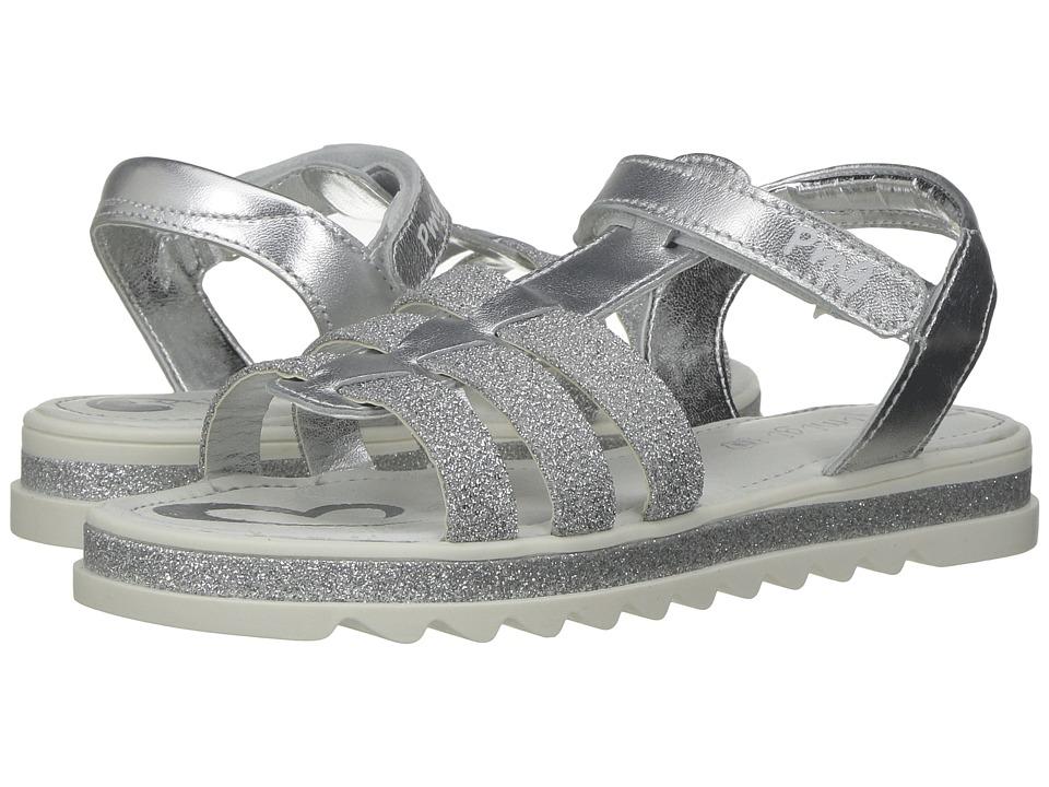 Primigi Kids - PFG 7203 (Little Kid) (Silver) Girl's Shoes