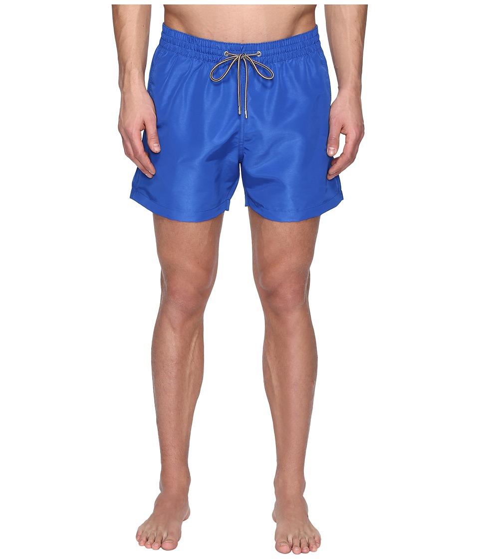 Paul Smith Short Classic Swimsuit (Cobalt) Men