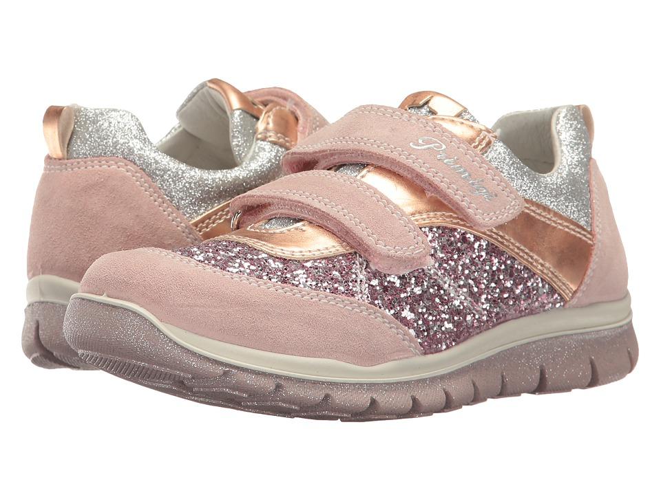 Primigi Kids - PHL 7586 (Little Kid) (Pink) Girl's Shoes