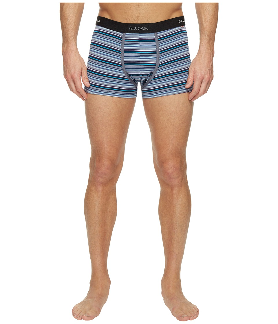 Paul Smith - Variant Low-Rise Boxer Brief (Blue) Men's Underwear