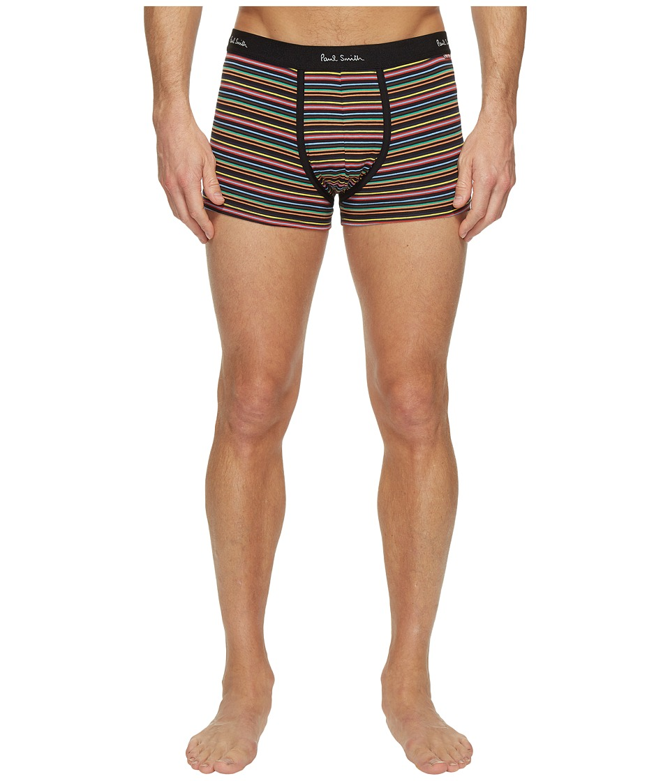Paul Smith - Variant Low-Rise Boxer Brief (Brown) Men's Underwear