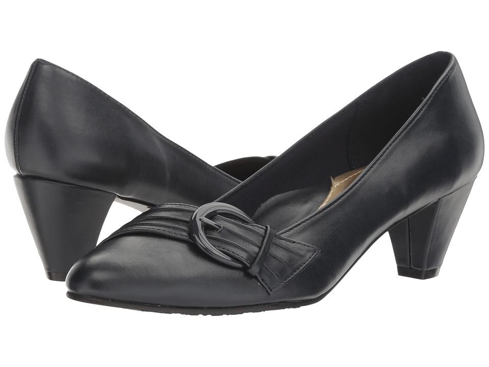 Soft Style Deslyn (Navy Vitello) Women