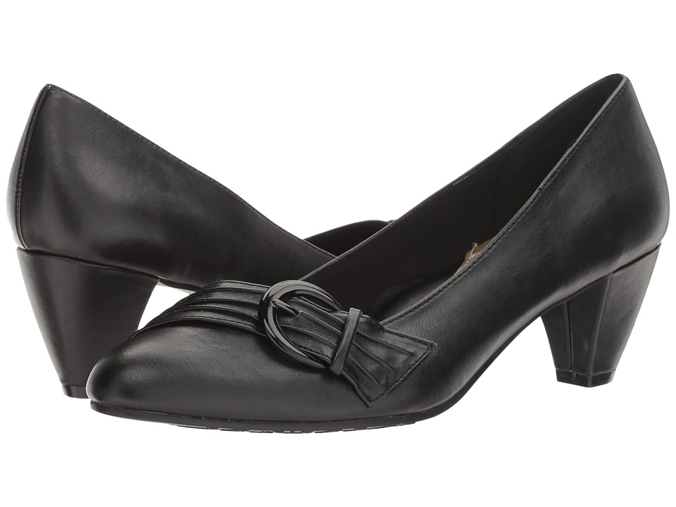 Soft Style Deslyn (Black Vitello) Women