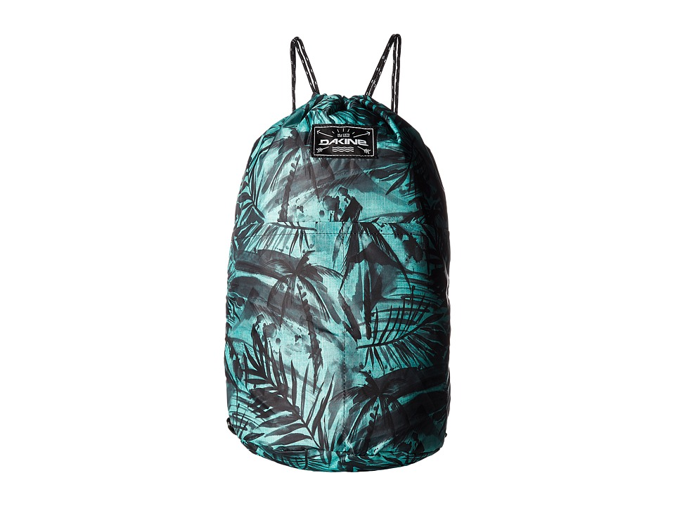 Dakine - Stashable Cinchpack 19L (Painted Palm) Bags