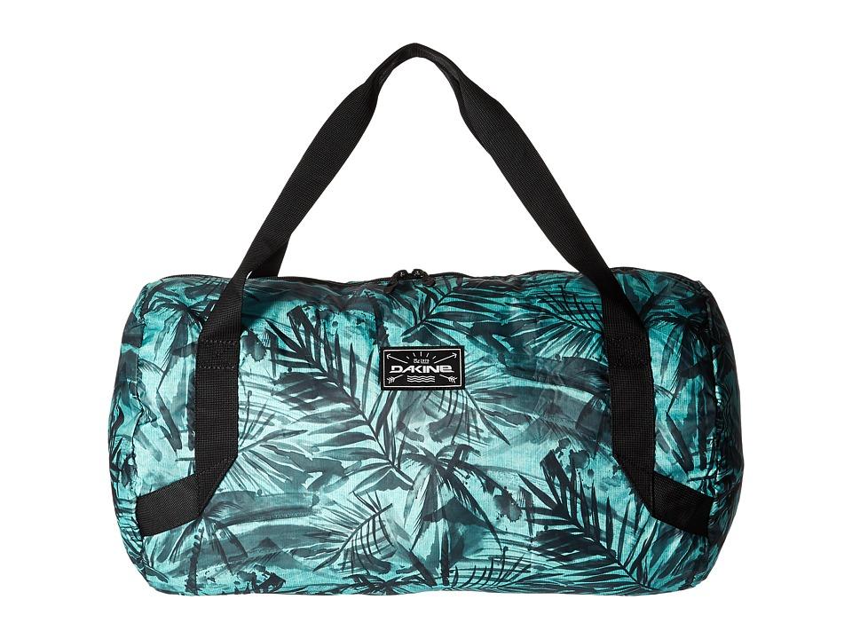 Dakine - Stashable Duffel 33L (Painted Palm) Duffel Bags