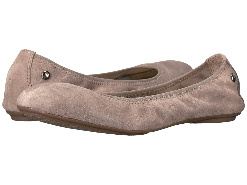 Hush Puppies Chaste Ballet (Pinebark Suede) Women