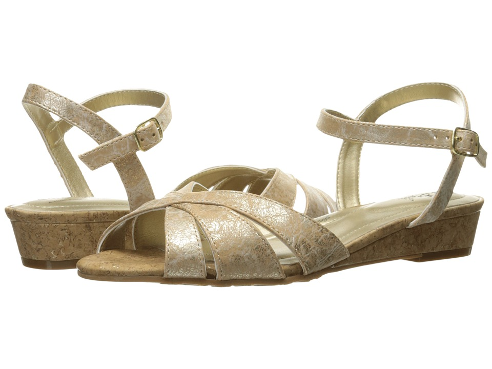 Soft Style - Midnite (Gold) Women's Shoes