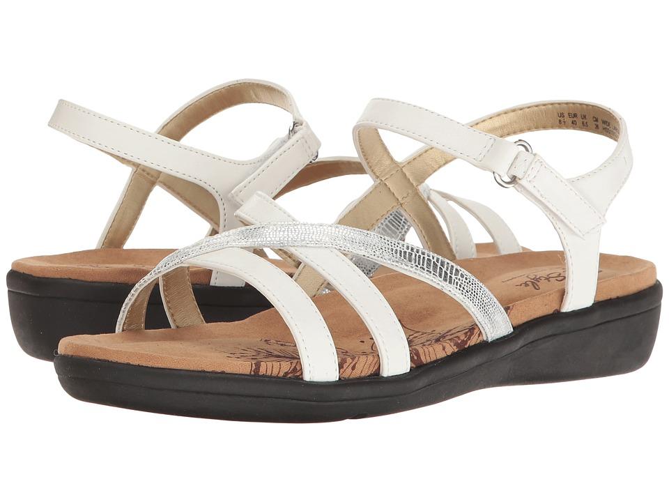 Soft Style - Paityn (White) Women's Sandals