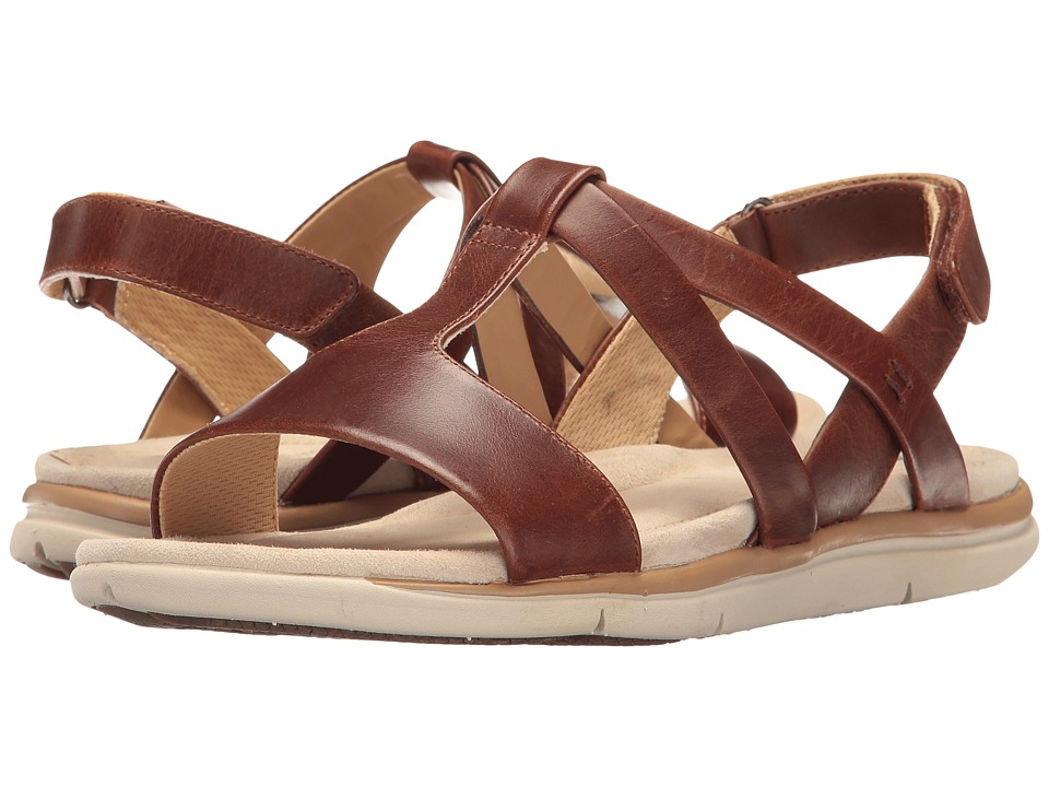 Hush Puppies - Talia Aida (Barley Leather) Women's Sandals