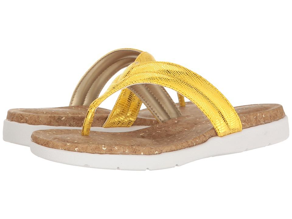 Soft Style - Lizzy (Yellow Haku) Women's Sandals