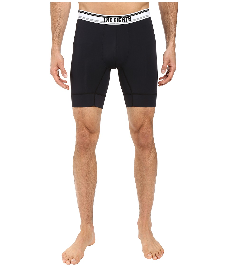 THE EIGHTH - The Sport Boxer (Black) Men's Underwear